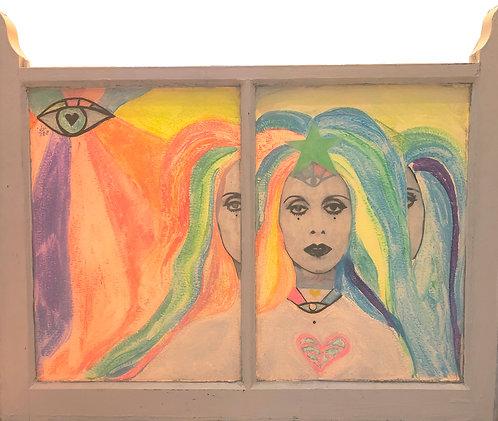 Fairouz Window