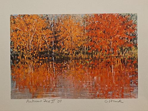 Autumn Fire II