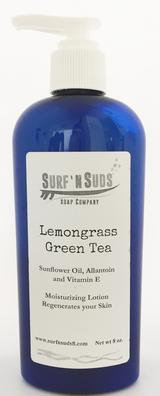 Lemongrass & Green Tea - Lotion