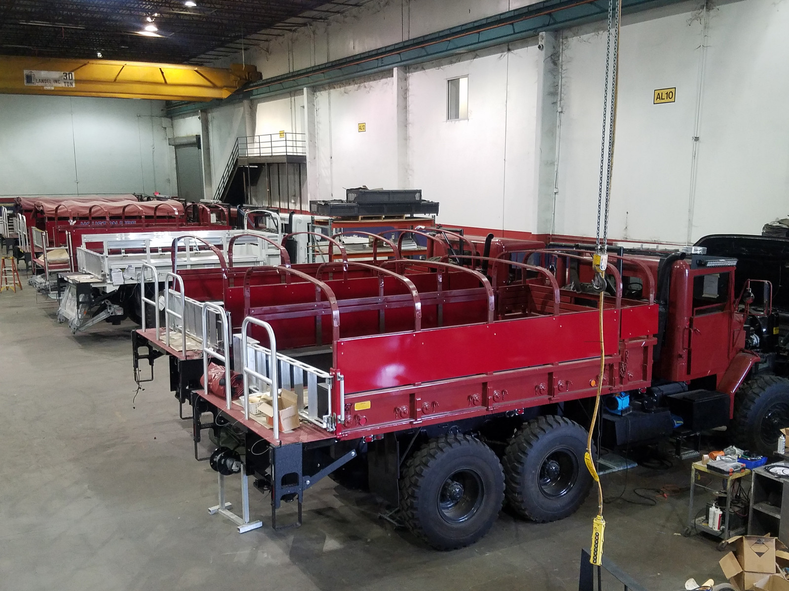 High Water Rescue Vehicles Pre Spray