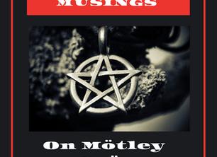 Merrill's Musings...Motley Crue