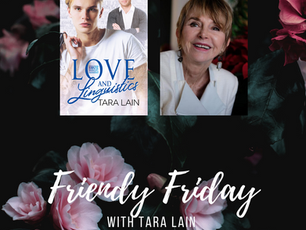 Friendy Friday with Tara Lain and GIVEAWAY!