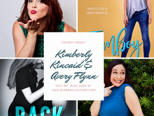 Friendy Friday with Kimberly Kincaid and Avery Flynn