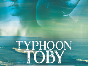 Friendy...Tuesday? And Typhoon Toby cover reveal!