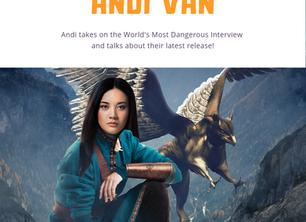 Friendy Friday with Andi Van