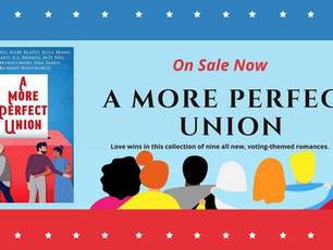 Release Day and 10 things about A More Perfect Union with Dawn Montgomery