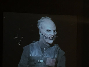 Ro's Rock Show Review: SLIPKNOT! or why Corey Taylor should be registered as a National Treasure
