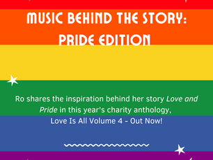 Music Behind The Story: Pride Edition