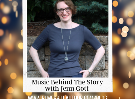 Music Behind The Story with Reedsy's Jenn Gott