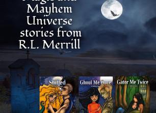 Music Behind the Story: Magic and Mayhem Universe!