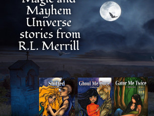 Music Behind the Story: Magic and Mayhem Universe!