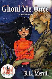 UPLOAD D2D COVER - Merrill RL - Ghoul Me