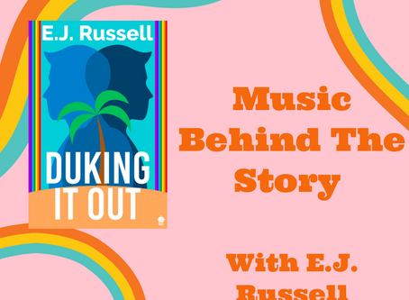Music Behind The Story with E.J. Russell and the Royal Powers shared world.