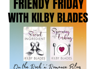 Music Behind the Story with Kilby Blades and NEWS!