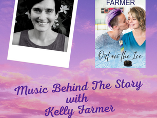 Music Behind The Story with Kelly Farmer!