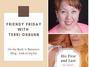Friendy Friday with Terri Osburn