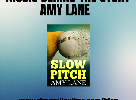 Music Behind The Story: Amy Lane and GIVEAWAY!