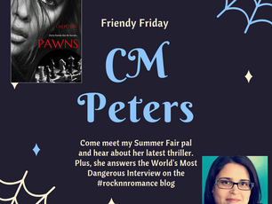Friendy Friday with CM Peters!