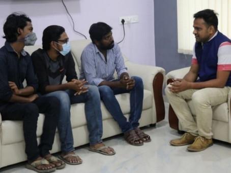 M/s Offing Agro, Madurai visited MABIF
