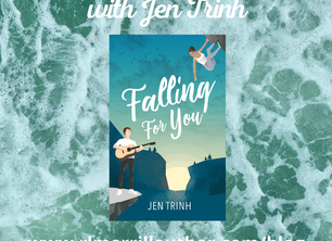 Music Behind The Story with Jen Trinh