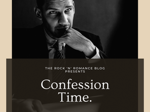 Confession Time with Abbie Roads, GIVEAWAY, and AMPU Blog Tour!