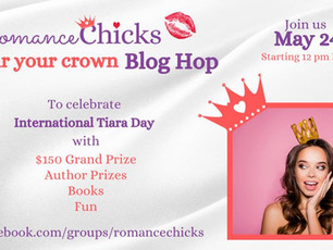 Wear Your Crown With Romance Chicks