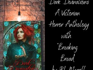 Dark Divinations Excerpt and NEWS!