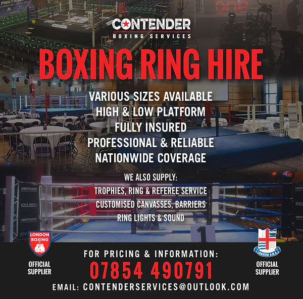 Ring Hire.