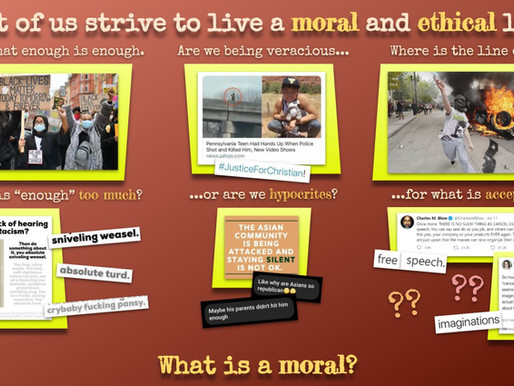 What is a Moral? - a PSA
