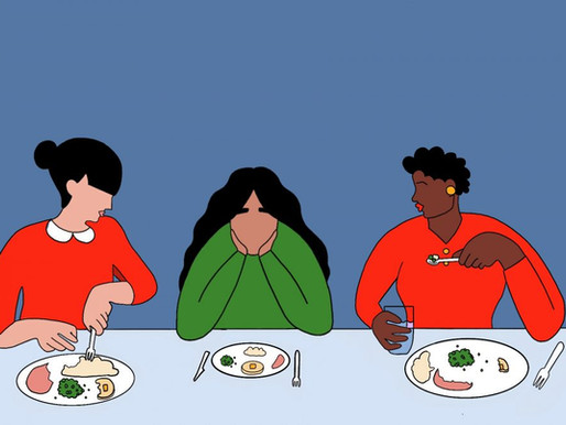 Normalization of Eating Disorders in Society