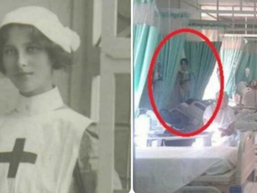 The Ghostly Nurse