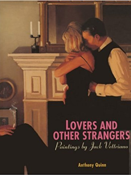 Lovers and Other Strangers: Paintings by Jack Vettriano Hardcover