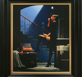 Dancer For Money - Jack Vettriano