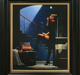 Dancer For Money - Jack Vettriano
