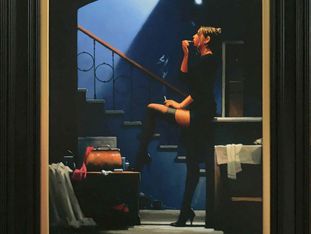 Jack Vettriano - Dancer For Money