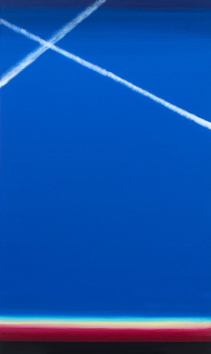 ''Міграція 2'' Полотно, акрил. 150х90см.