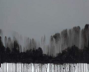 Дощ у лісі, 110х90см, 2016..jpg