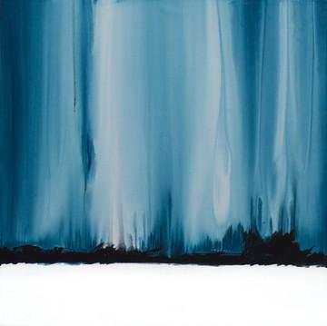 Холодний ліс 4.4, 80х80см, полотно, акри