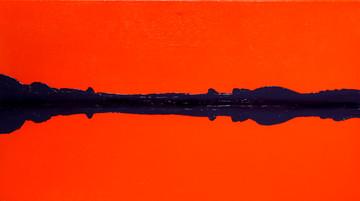''Черний Горизон'' полотно, олія, 40х70