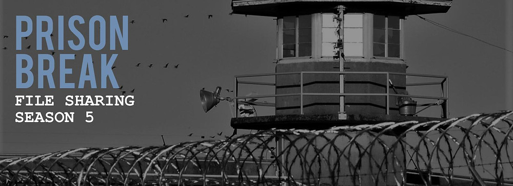 "The TECXIPIO infographic cover image. Prison Tower. Viewership numbers of the FOX TV show ""Prison Break""."
