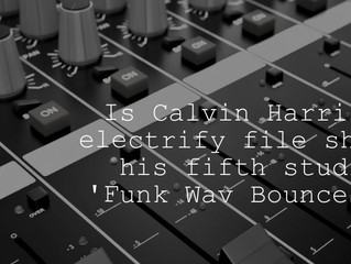 EDM music artist: Is Calvin Harris able to electrify file sharers with new vibes of 'Funk Wav Bounce