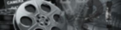 Headerbild der Jobanzeige Pflichtpraktikum bzw. Bachelor-/ Masterarbeit im Bereich Marketing (m/w) bei der IT-Firma TECXIPIO in Karlsruhe. Auf dem Bild sind eine Filmrolle sowie Trendlinien zu sehen
