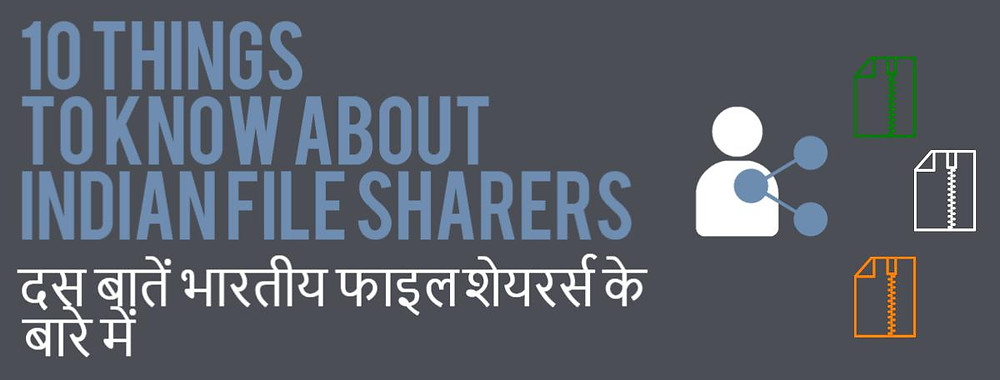 Header image. Article about the entertainment industry in India and 10 things to know about Indian file sharers