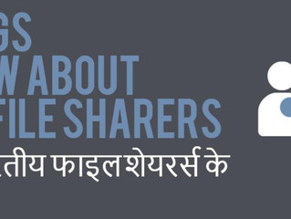 Falling for the entertainment industry in India: 10 things you need to know about file sharers in In