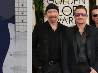 From 'Innocence' to 'Experience' – Irish top rock band U2 at the ready to conquer the charts!