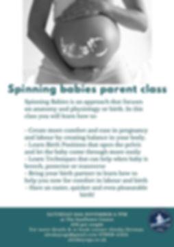 pregnancy, birth preparation, birth position, breech, transverse, posterior baby, spinning babies