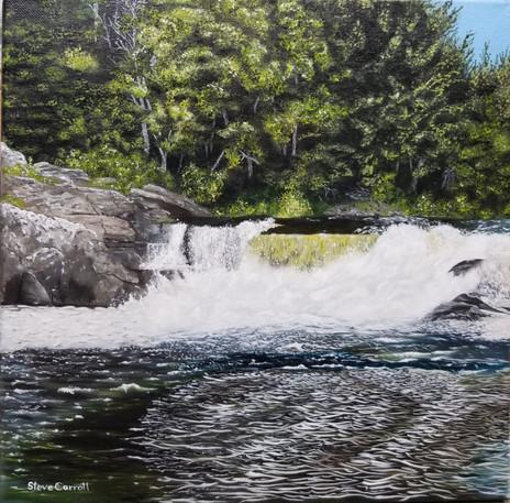 Kinmount Falls