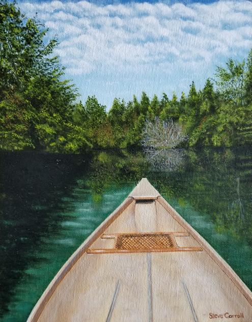 Burnt River Serenity