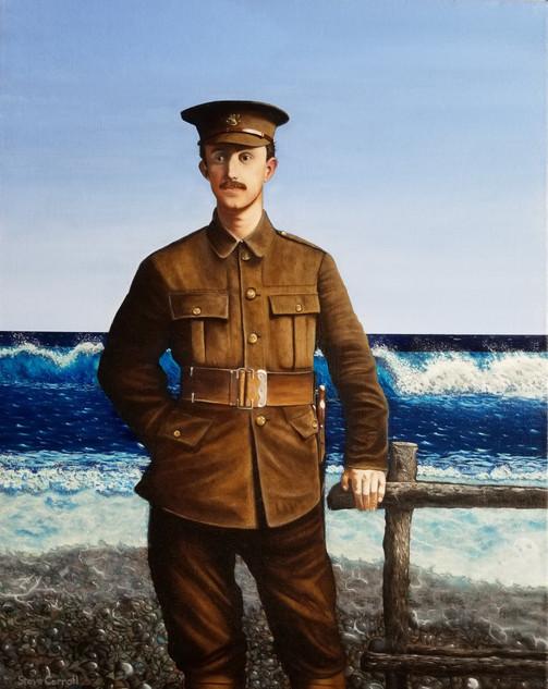 Lance Corporal Henry Tilley