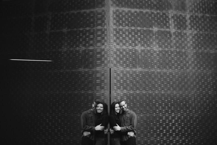 Katherine & Rob, De Young Museum